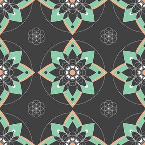 Floral-Mandala