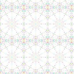 Dainty Pastel Webs