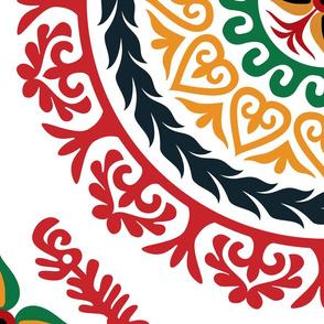 Traditional Tajik Embroidery