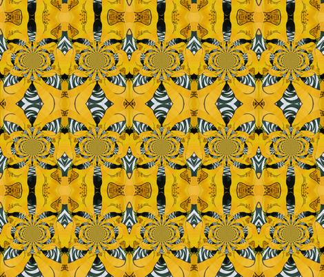 SunShine JA fabric by shaygon on Spoonflower - custom fabric
