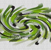 Breeze Green Sky Tea Towel