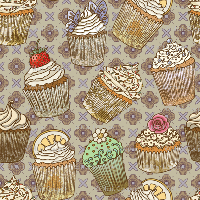 Lots of Cupcakes!