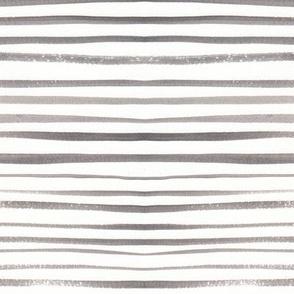 watercolor stipes grey