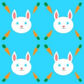 Bunnies Love Carrots - Bunny Hop Collection