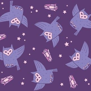 Night Owls and Crystals