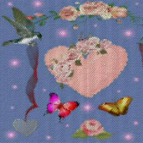 Spring Love Hex