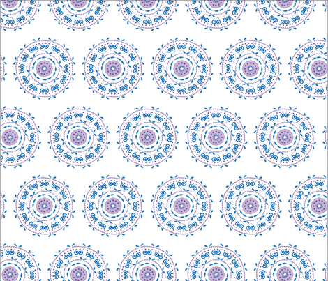cool_mandala_pattern-2 fabric by bugs4 on Spoonflower - custom fabric