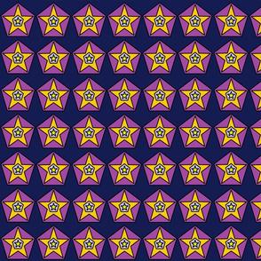 Star in A Pentagon