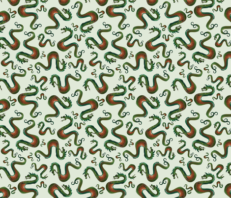 serpent_pattern_ fabric by jktphotofab on Spoonflower - custom fabric