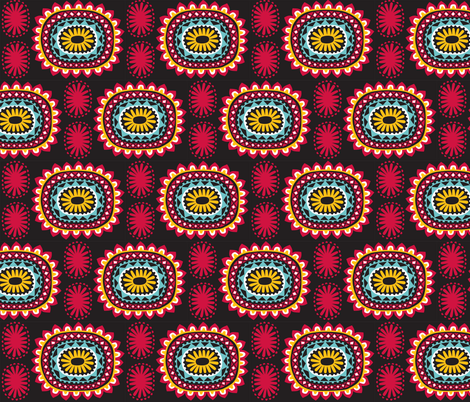 Suzy Q fabric by chris_jorge on Spoonflower - custom fabric