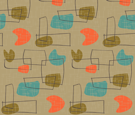 Tinakula fabric by theaov on Spoonflower - custom fabric