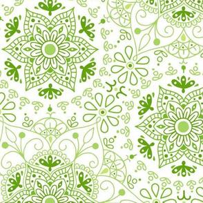 Mandala_Green_100% size