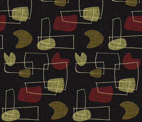 Gal  fabric by theaov on Spoonflower - custom fabric