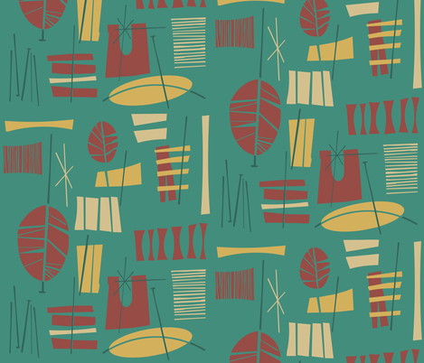 Musuan fabric by theaov on Spoonflower - custom fabric