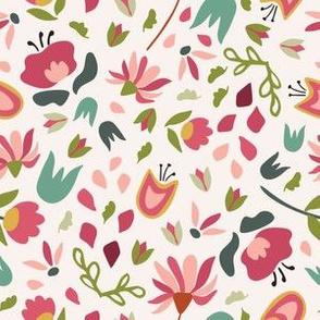 Darling Doodle Flowers
