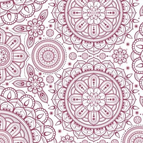 red_on_white_Mandalas
