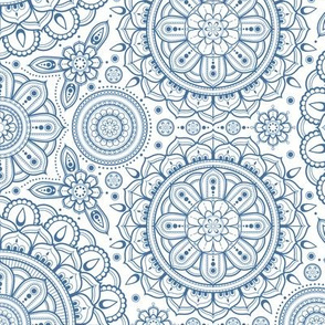 blue_on_white_Mandalas