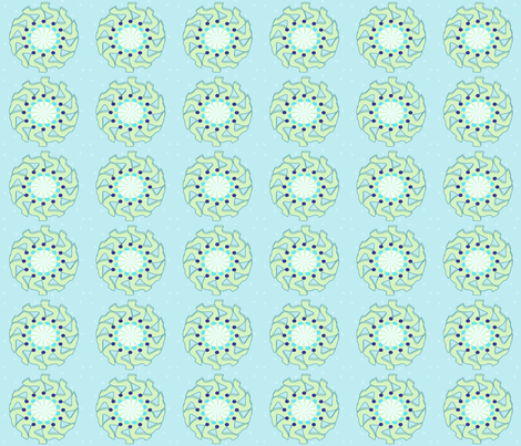summer_spinning fabric by mimix on Spoonflower - custom fabric