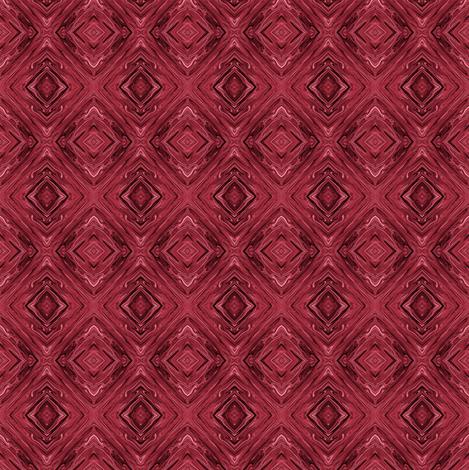 LBC - Black Cherry Diamond Brocade fabric by maryyx on Spoonflower - custom fabric