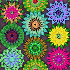 Floral Mandala Celebration