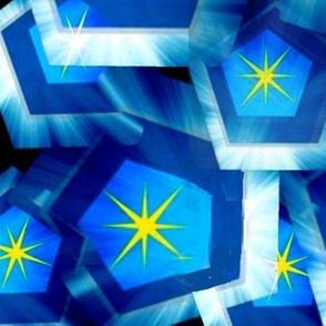 fading hexagon crystals 01