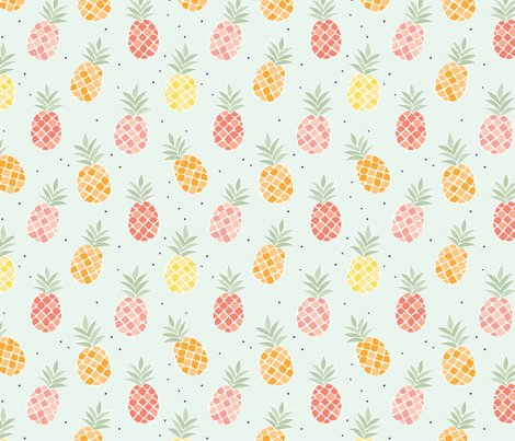 Pineapples_blue_background_shop_preview