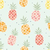 Pineapples_blue_background_shop_thumb