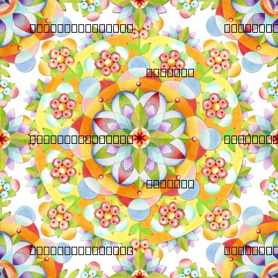 Coronet Mandala
