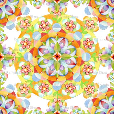 Coronet Mandala (simpler)