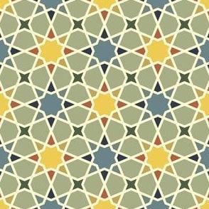 S84 E21* : bayeux mosaic