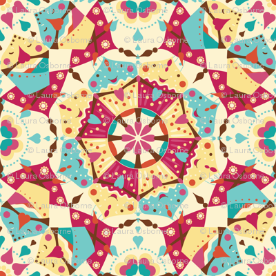 Eat Pray Love Mandala
