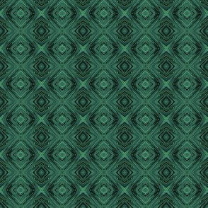 Bluegreen Diamond Brocade