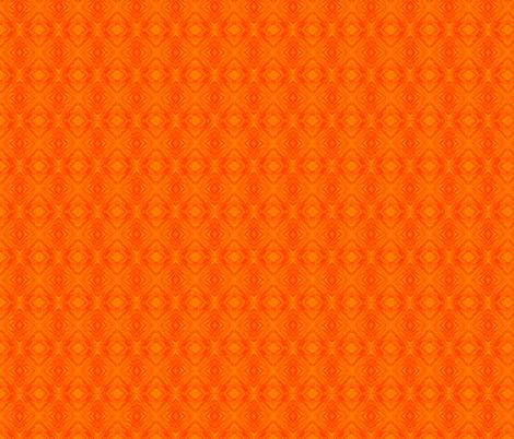 LO - Orange Diamond Brocade fabric by maryyx on Spoonflower - custom fabric