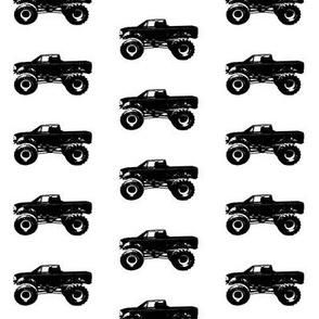 """2"""" Monster Trucks"""