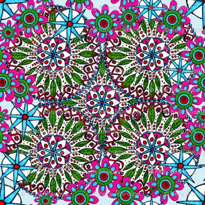 Springtime in Mandala