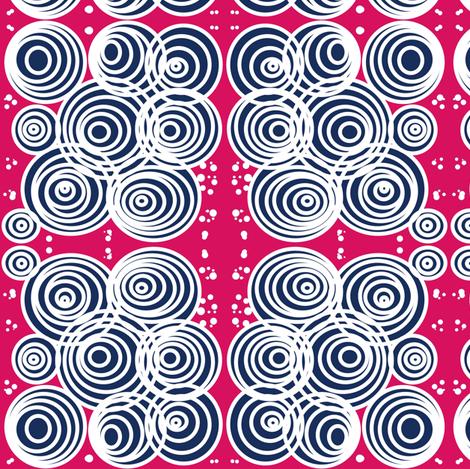 Sugar_Pop_pink sewindigo fabric by sewindigo on Spoonflower - custom fabric