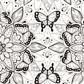 Rbutterfly_mandala_black_and_white_9inch_hazel_fisher_creations_shop_thumb