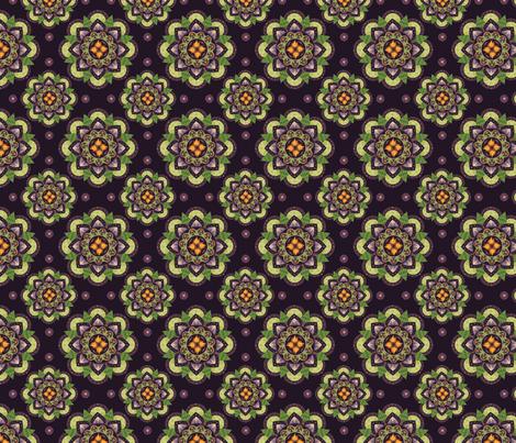 Geometric Camping fabric by kmischler on Spoonflower - custom fabric