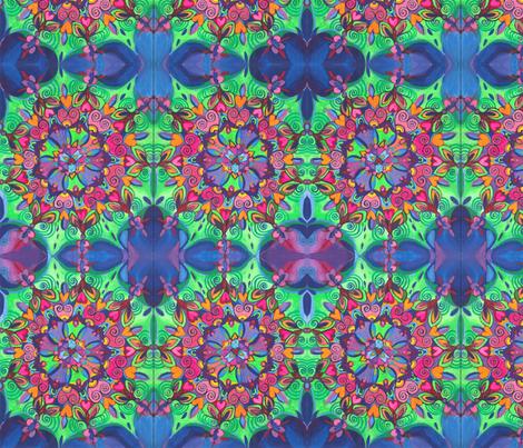 LjuBavnamanDaLa fabric by silnamilisa on Spoonflower - custom fabric