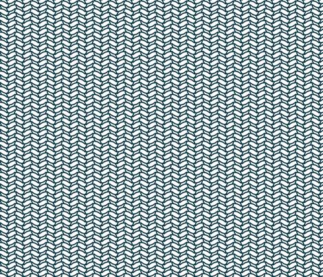 Blue Bricks fabric by edjeanette on Spoonflower - custom fabric