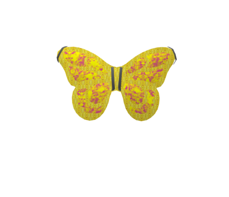 LY - Brilliant Yellow Diamond Brocade