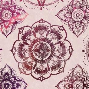 Rose Mandalas