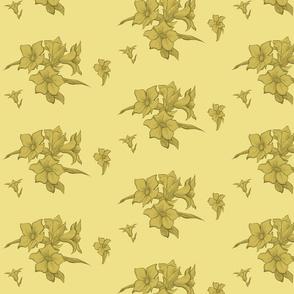 Flowers - Yellow