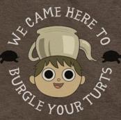 OTGW Burgle Your Turts