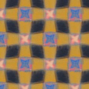 Cheshire Check (Yellow)