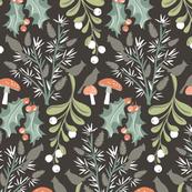 Topiary Icons: Gray