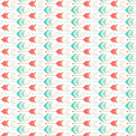 .a shot in water. mini fabric by emilysanford on Spoonflower - custom fabric
