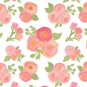 Sweetest Pink Florals
