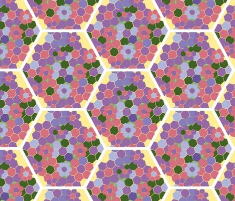 Rhydrangeas_in_hexagons_contest138896preview
