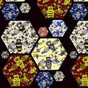 Bee's Life Quilt